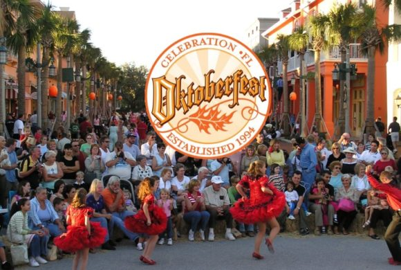 Oktoberfest Street Celebration October 19th-October 20th