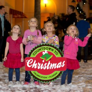 Countdown to Christmas-December 8th, 2018 5:30-10 PM