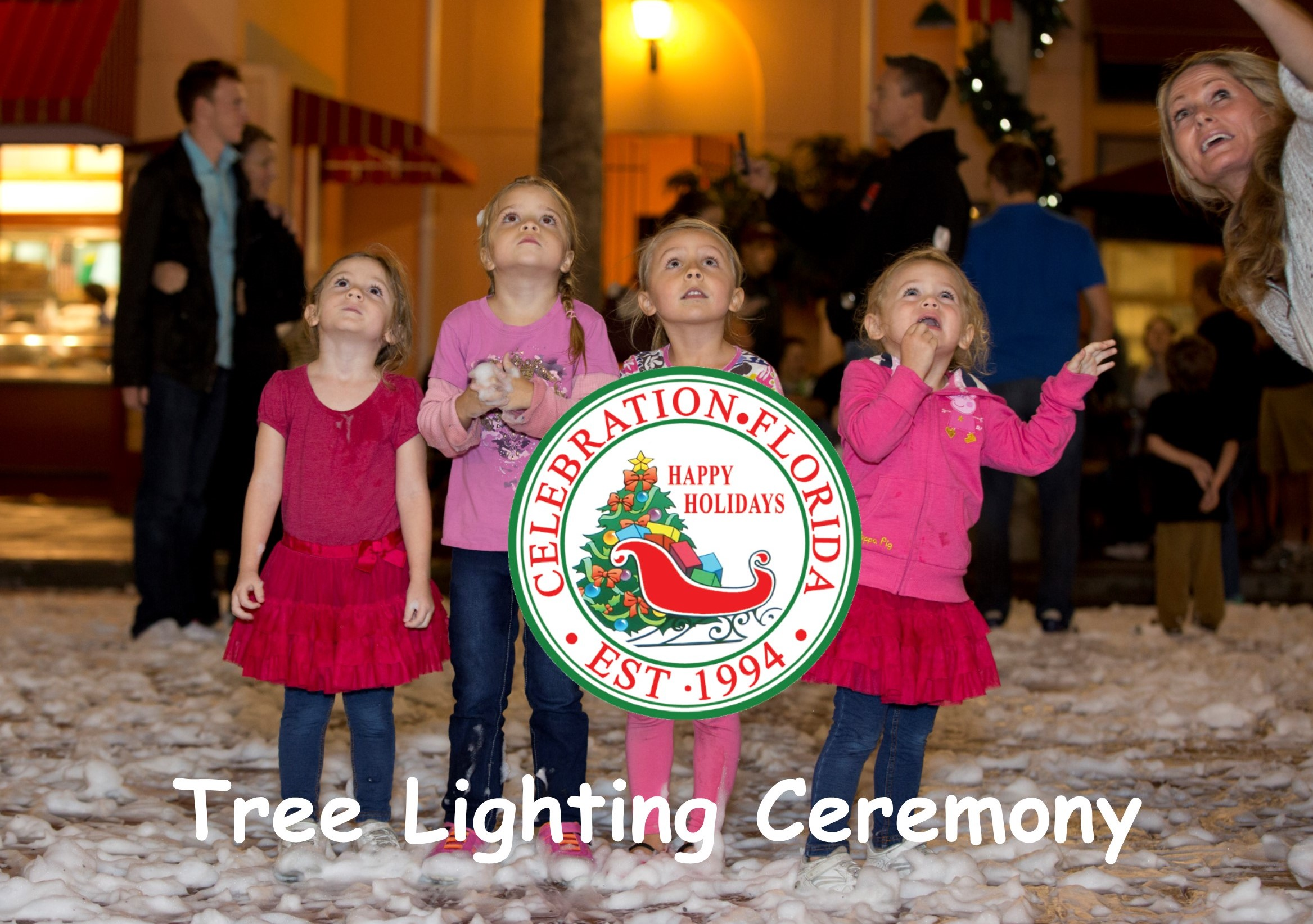 Now Snowing Tree Lighting Ceremony-2018