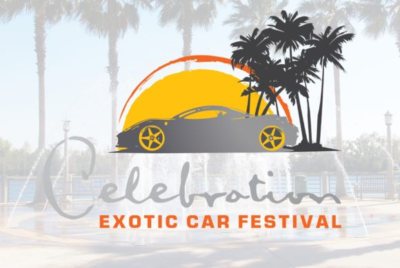 Celebration Exotic Car Show, Celebration Town Center-November 7-8, 2020