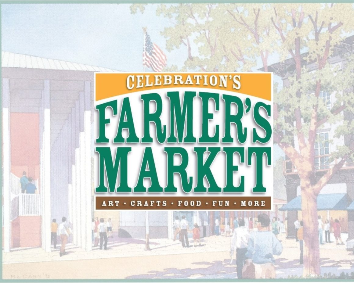 Farmer's Market-Celebration Town Center- Every Sunday (POSTPONED)