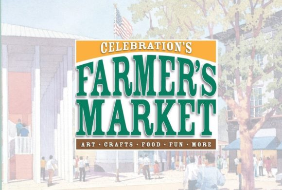 Farmer's Market-Celebration Town Center- Every Sunday (Returns September 27th)