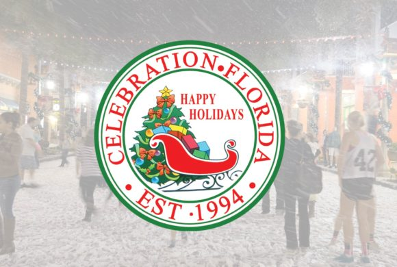 Now Snowing-Celebration Town Center- November 30-December 31st, 2019